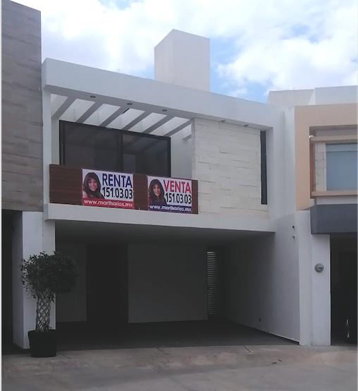Foto Casa en Renta en  Horizontes,  San Luis Potosí  HERMOSA CASA EN VENTA Y RENTA EN HORIZONTES RESIDENCIAL II, SAN LUIS POTOSI