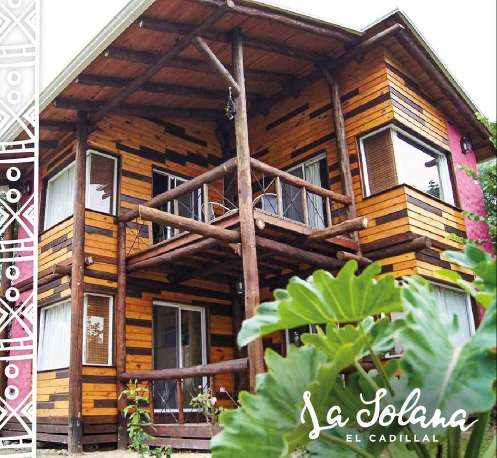 Foto Casa en Alquiler temporario en  El Cadillal,  Tafi Viejo  Cabañas la solana