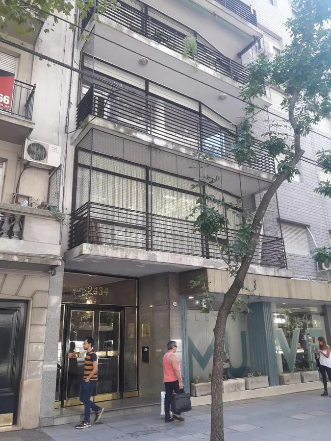 Foto Departamento en Venta en  Barrio Norte ,  Capital Federal  Venta gran depto.  3 amb. Pueyrredón 2434, Recoleta CABA