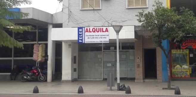 Foto Local en Alquiler en  Concepcion,  Burruyacu  San Martín N° 1471/77
