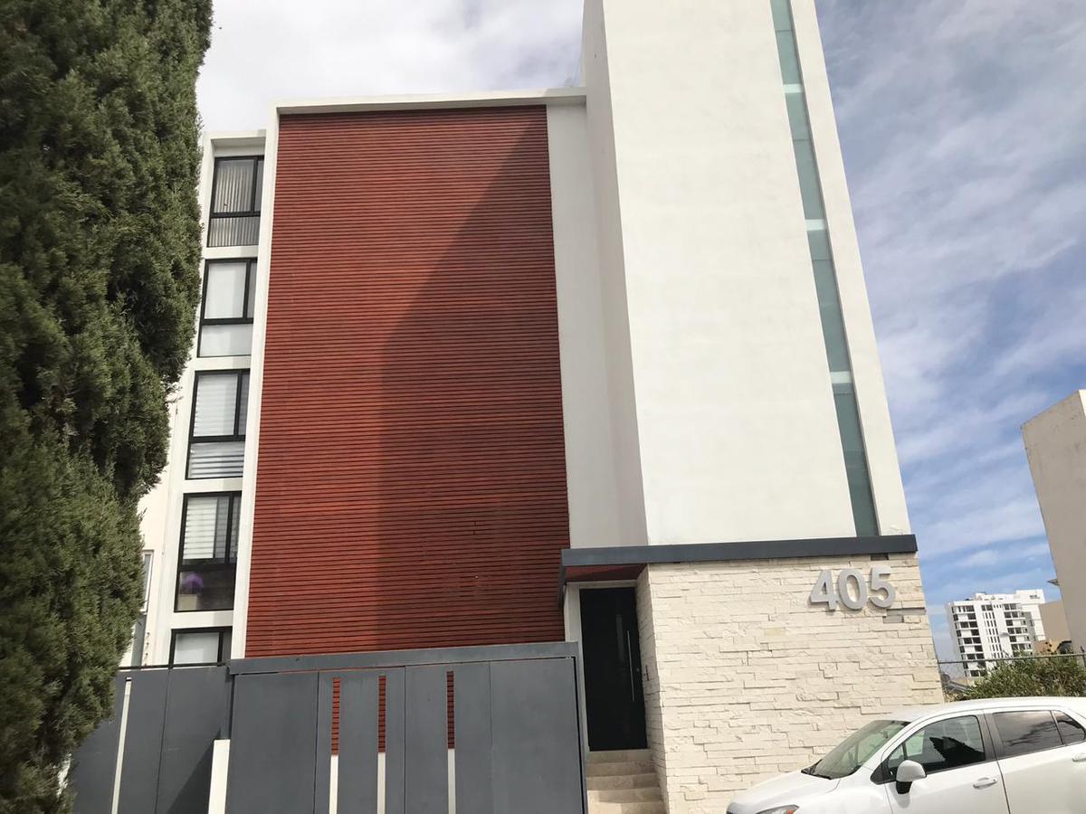 Foto Departamento en Renta en  Lomas del Tecnológico,  San Luis Potosí  TERCER MILENIO 405, INT 5
