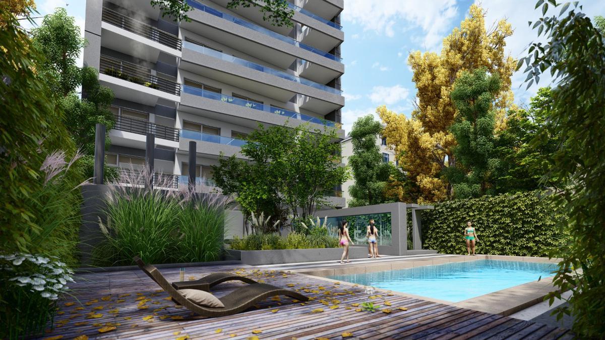 Foto Departamento en Venta en  Villa Crespo ,  Capital Federal  Thames 56 - 8ºG