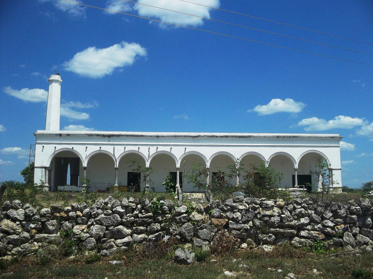 Foto Pequeña finca en Venta en  Hacienda Oncan,  Mérida  Gran hacienda con amplio terreno en venta ideal para desarrollo