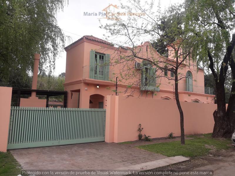 Foto Casa en Alquiler temporario en  Las Lomas-Horqueta,  Las Lomas de San Isidro      Elflein 3609- Lomas de San Isidro