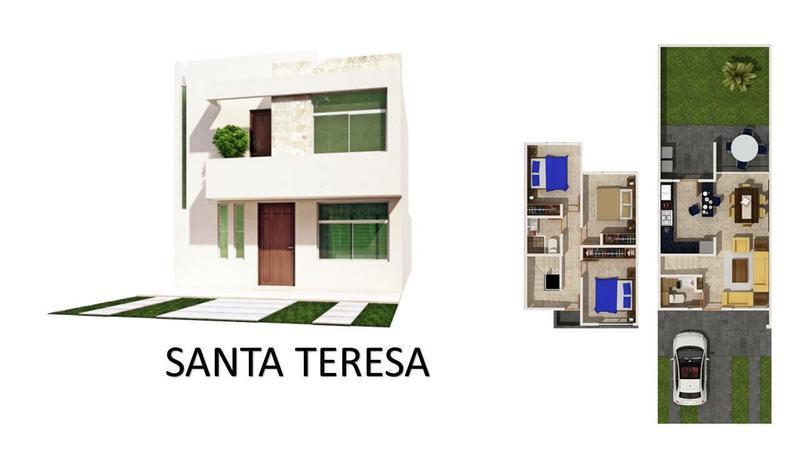 Foto Casa en Venta en  Zona Industrial,  San Luis Potosí  ESTRENA CASA EN FRACCIONAMIENTO CATARA CERCA A ZONA INDUSTRIAL