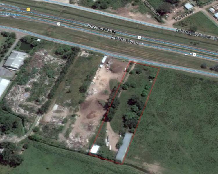 Foto Terreno en Alquiler en  General Rodriguez ,  G.B.A. Zona Oeste  Colectora Acceso Oeste KM 47 47