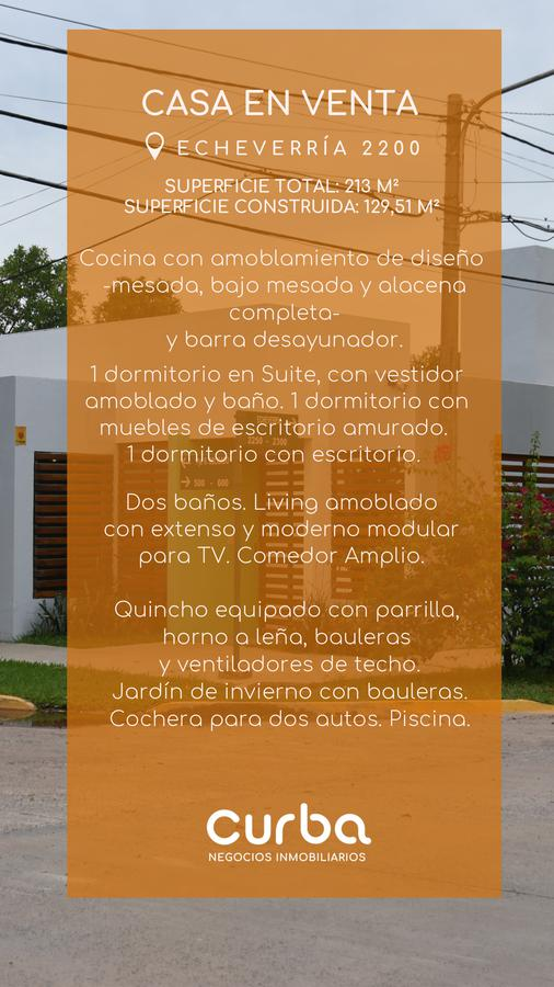 Foto Casa en Venta en  Resistencia,  San Fernando  Resistencia