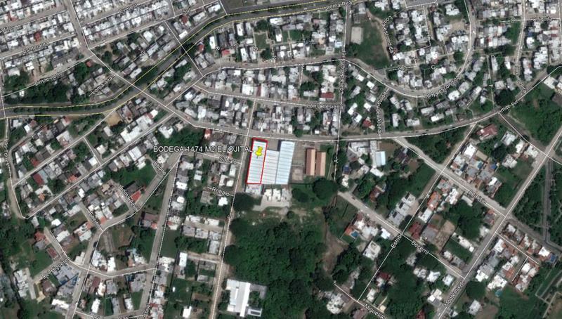Foto Bodega Industrial en Venta en  El Ojital,  Tampico  CBV2835-285 Limite Sur Bodega