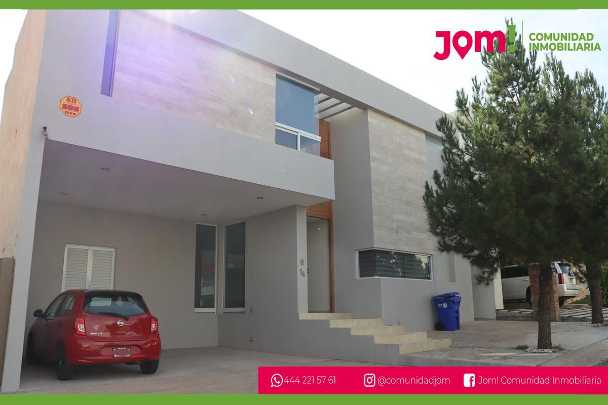 Foto Casa en Renta en  Club de Golf la Loma,  San Luis Potosí  Casa en Venta Paloma, Club de Golf La Loma, San Luis Potosí, S.L.P