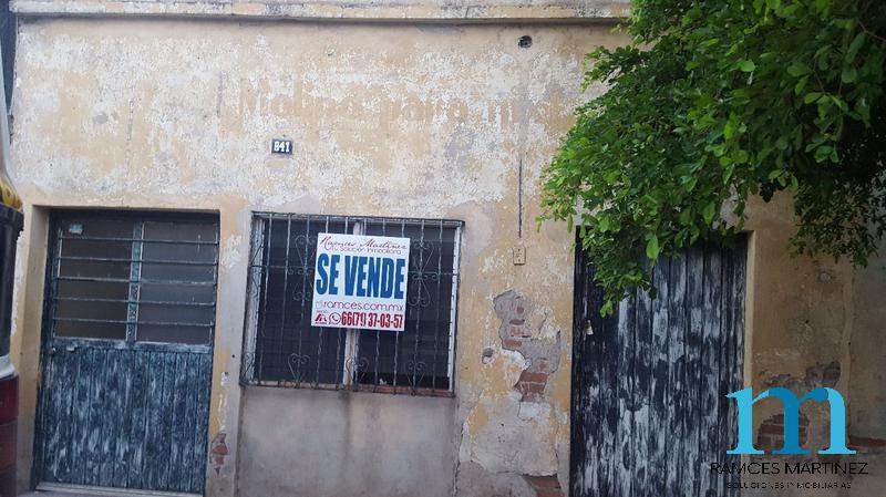 Foto Terreno en Venta en  Culiacán Centro,  Culiacán  SE VENDE TERRENO EN EL CENTRO POR LA FRANCISCO VILLA