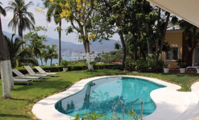 Foto Casa en Renta temporal en  Brisas del Mar,  Acapulco de Juárez          Villa en renta vacacional Acapulco