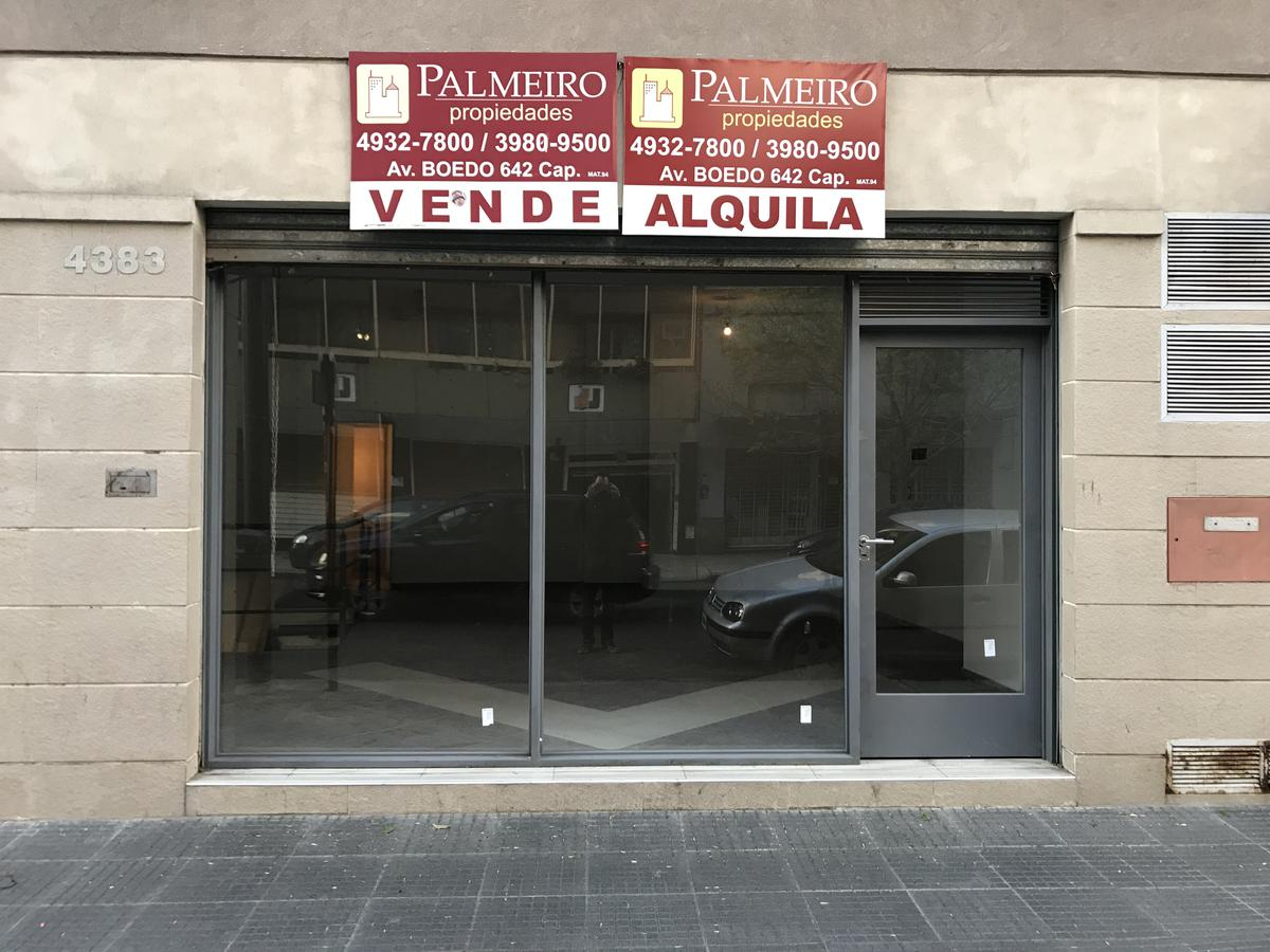 Foto Local en Venta en  Almagro ,  Capital Federal  Agrelo al 4300