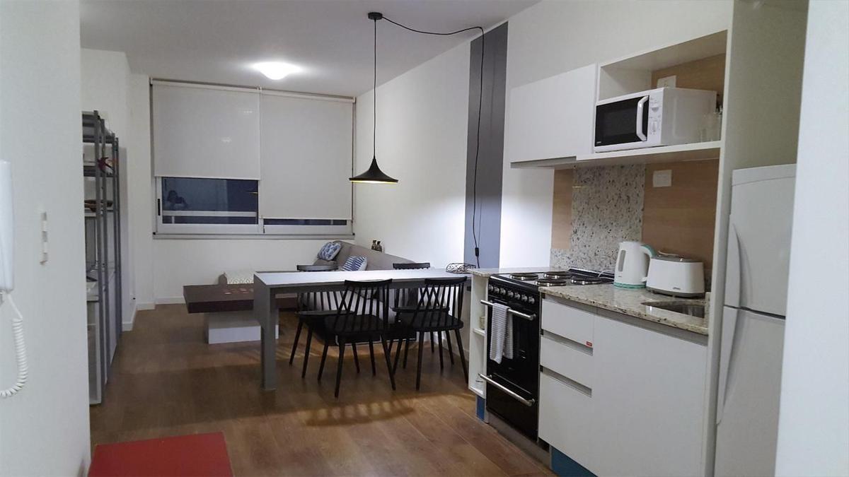Foto Departamento en Alquiler temporario en  Belgrano ,  Capital Federal  J. HERNANDEZ 2400 5°