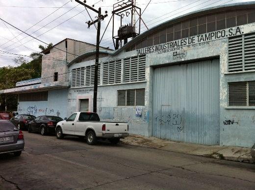 Foto Bodega Industrial en Venta en  Tampico Centro,  Tampico  CBV2089-285 Álvaro Obregón Bodega