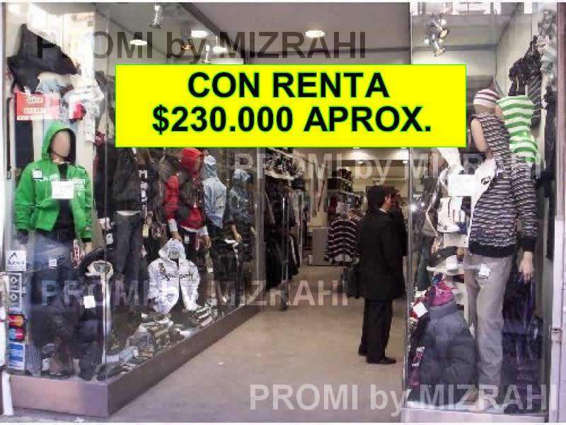 Foto Local en Venta |  en  Balvanera ,  Capital Federal  Av. Corrientes  al 2700
