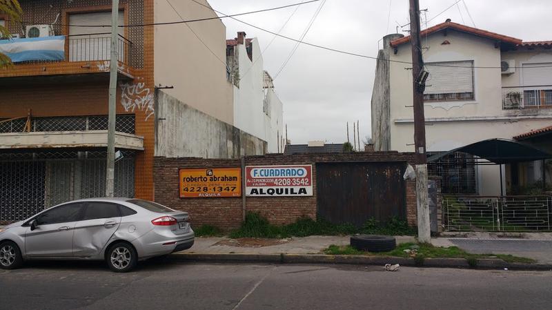 Foto Terreno en Alquiler en  Lanús ,  G.B.A. Zona Sur  CORONEL DELIA 1300