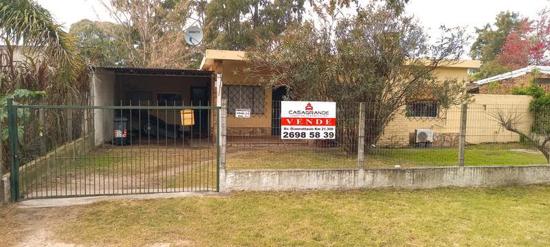 Foto Casa en Venta en  Solymar ,  Canelones  Próximo a Av. Giannattasio al norte, en calle asfaltada y saneamiento