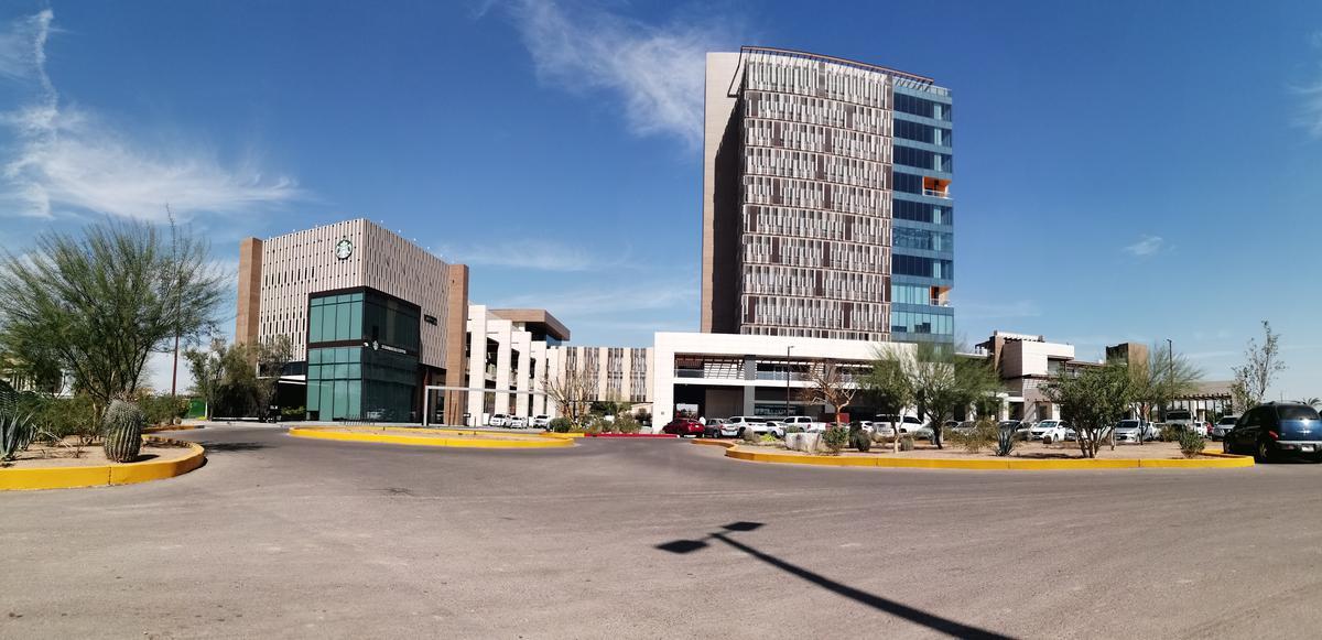 Foto Edificio Comercial en Renta en  Villa Satélite,  Hermosillo   TORRE COMERCIAL EN RENTA EN  TORRE METROCENTRO AL PONIENTE DE HERMOSILLO POR  BLVD COLOSIO