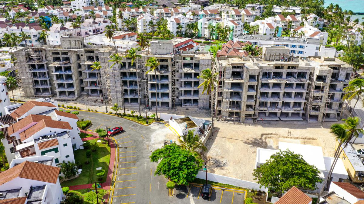 Foto Departamento en Venta en  Verón Punta Cana ,  La Altagracia  Departamentos en Punta Cana