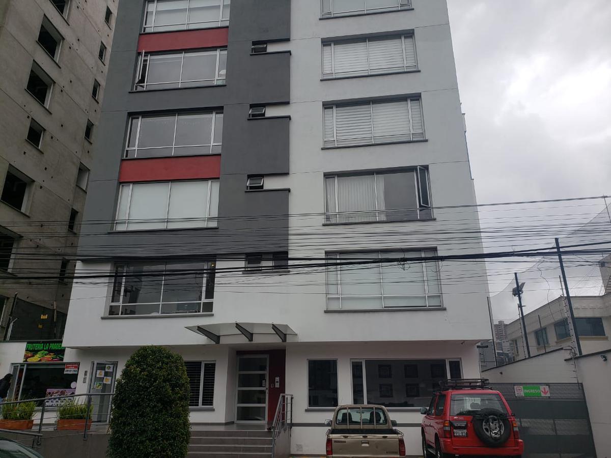 Foto Local Comercial en Venta | Alquiler en  La Carolina,  Quito  Av. Mariana De Jesus y La Pradera