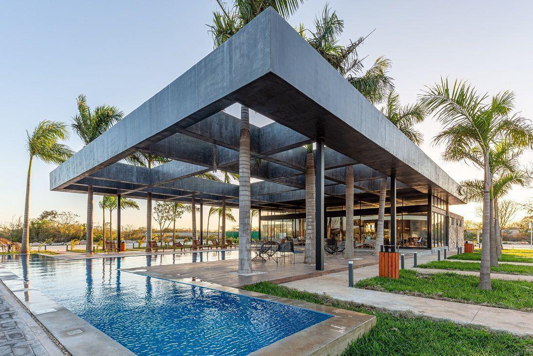 Foto Terreno en Venta en  Hacienda Xcuyun,  Conkal  Tamora. Terrenos en privada con amenidades y listos para construir en Yucatán.