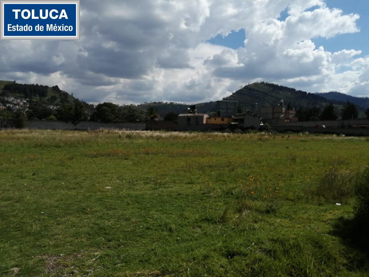 Foto Terreno en Venta en  Toluca ,  Edo. de México  Terreno en VENTA, Santa Cruz Atzcapotzaltongo, Toluca, Estado de México