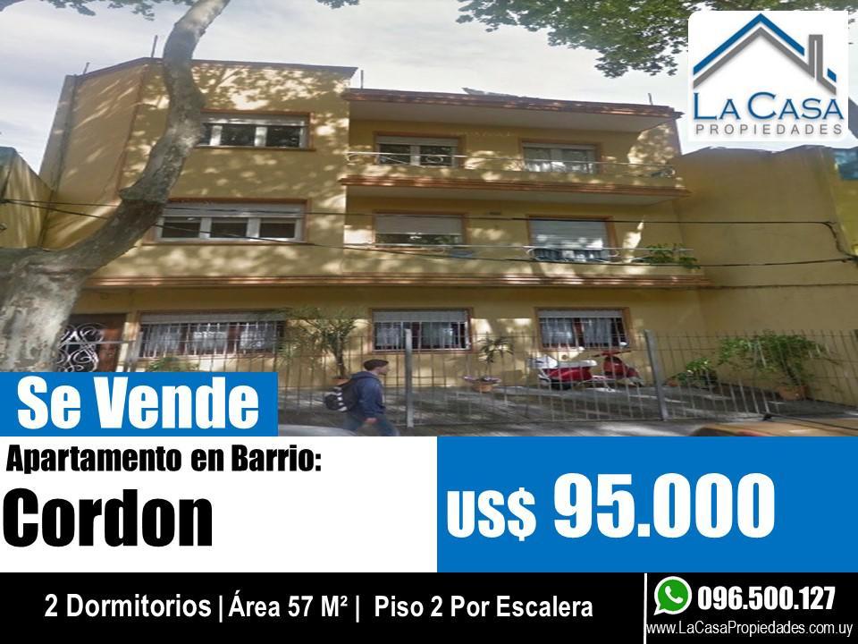 Foto Apartamento en Venta en  Cordón ,  Montevideo  Jackson al 1200