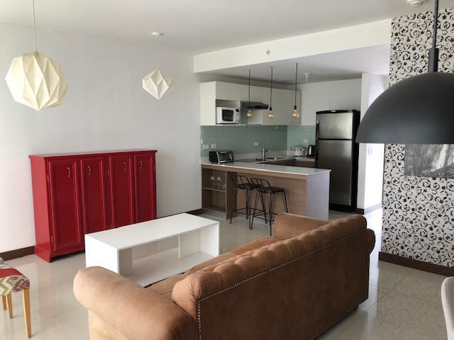 Foto Departamento en Renta en  Mata Redonda,  San José  Nunciatura/ Apartamento amoblado de 1 habitación / Amplio /  Vistas / ´Precio Negociable