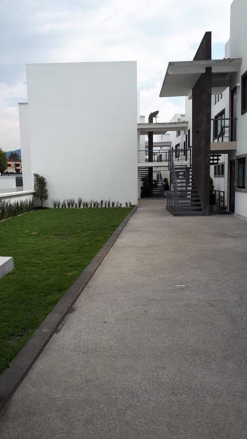 Foto Departamento en Renta en  Cuajimalpa de Morelos ,  Distrito Federal  Prolongación Av. Juárez #27, Col. Locaxco. C.P. 05360, Delegación Cuajimalpa, Ciudad de México
