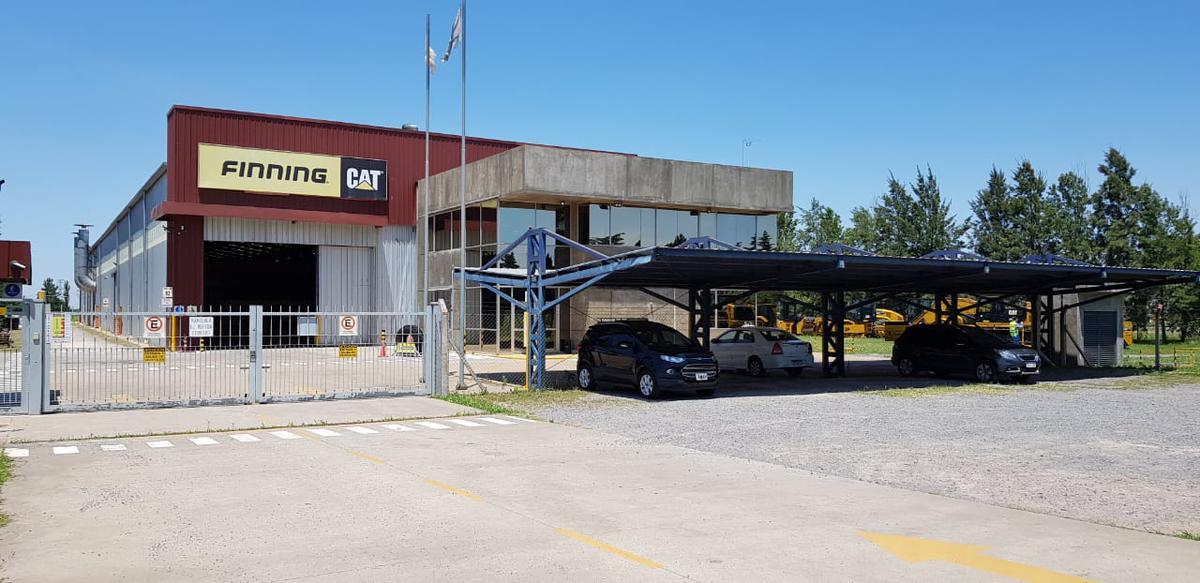 Foto Galpón en Alquiler en  Alvear,  Rosario  AO12 - KM 1.3