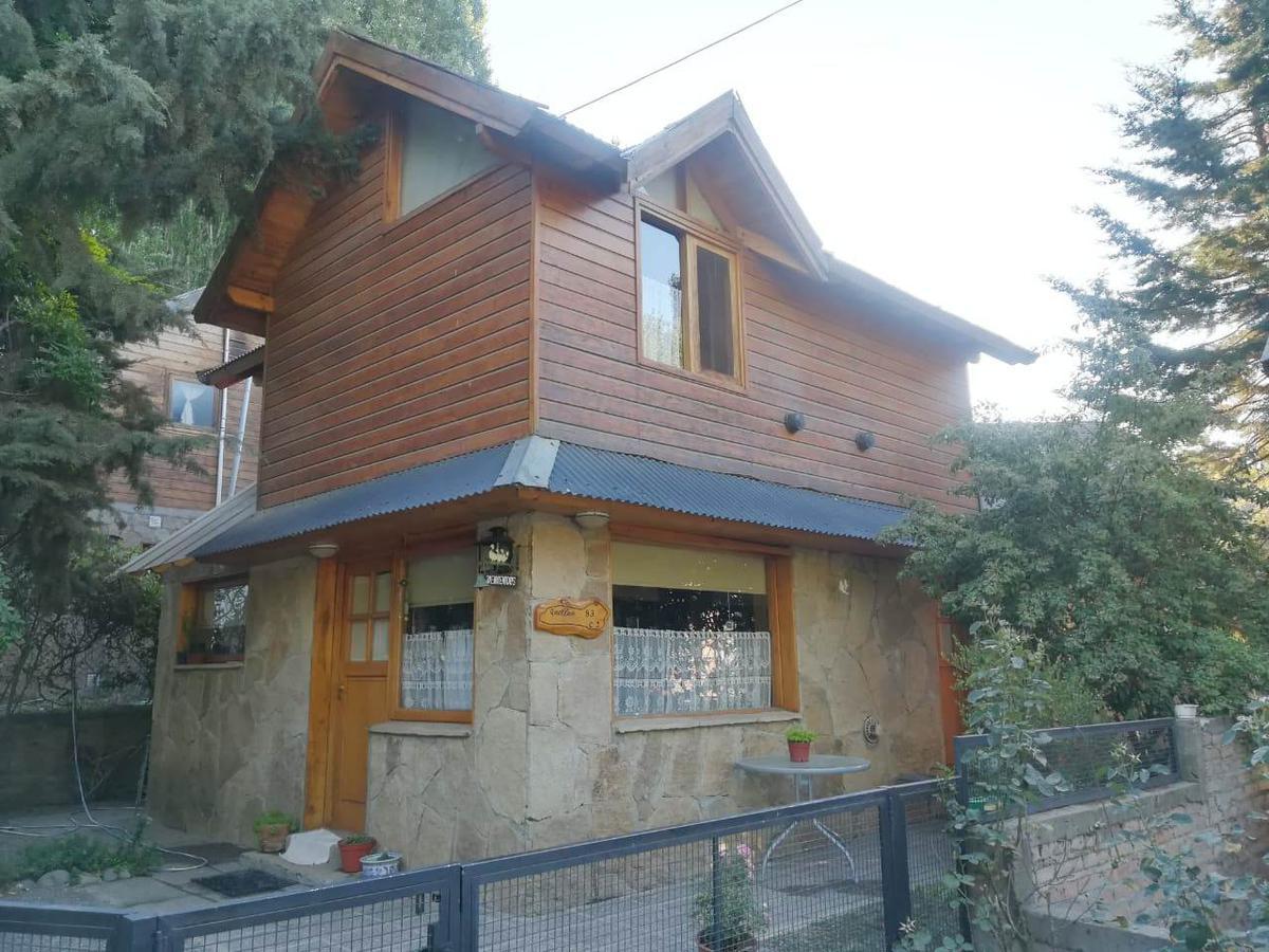 Foto Casa en Venta en  San Martin De Los Andes,  Lacar  Casa 2 dorm Barrio Bickel SMA