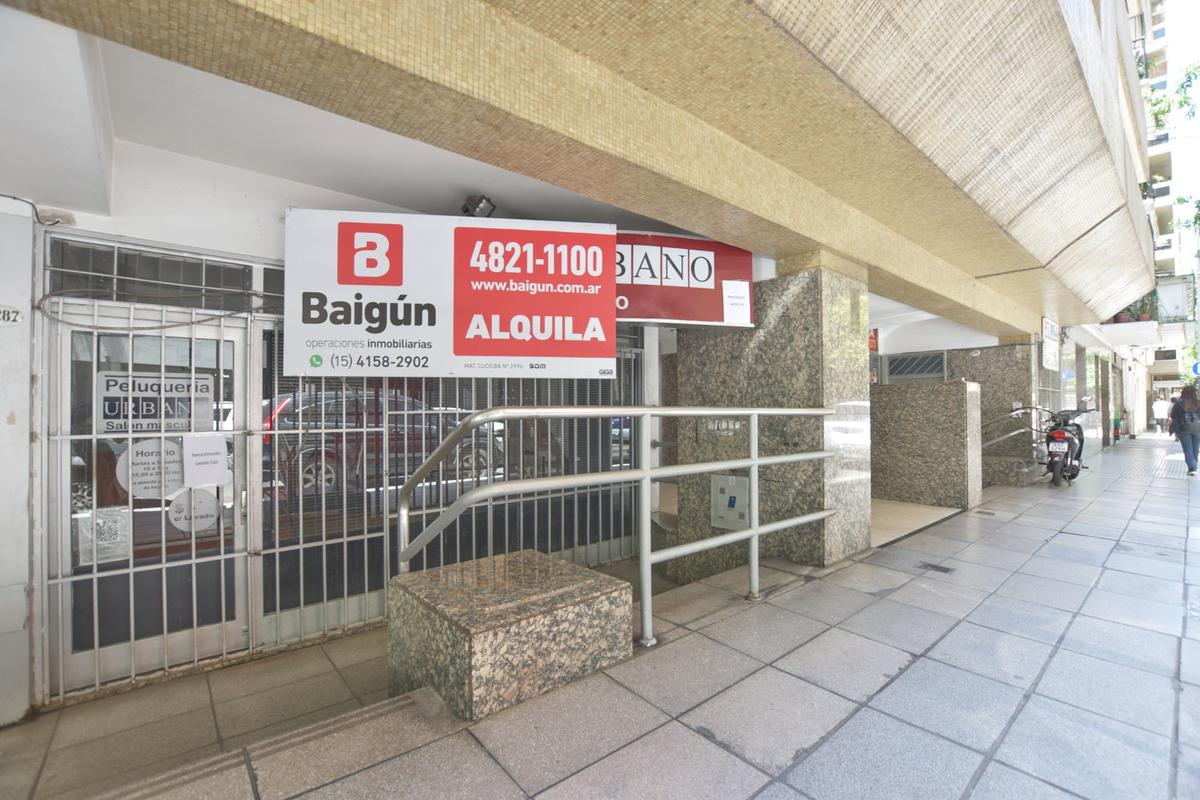Foto Local en Alquiler en  Recoleta ,  Capital Federal  Laprida y Charcas