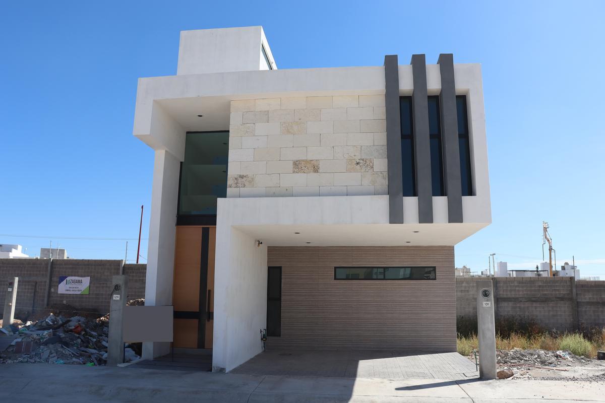 Foto Casa en Venta en  San Luis Potosí ,  San luis Potosí  Forja Real Segunda Privada
