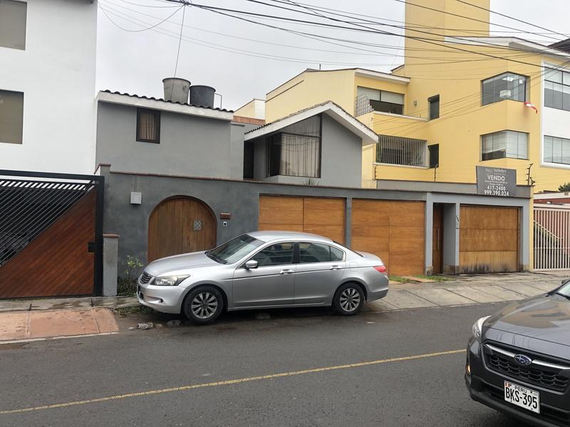Foto Casa en Venta en  Santiago de Surco,  Lima  Calle CARDENAL