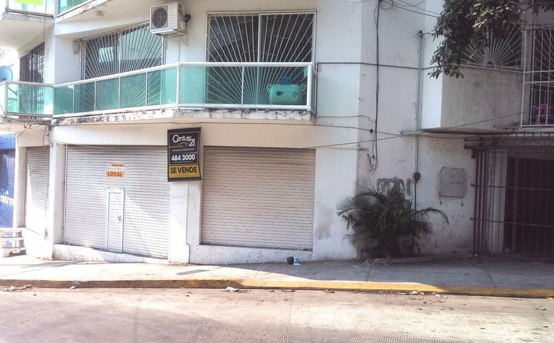 Foto Local en Venta en  Progreso,  Acapulco de Juárez  LOCAL COMERCIAL EN COL. PROGRESO AV. NIÑOS HÉROES