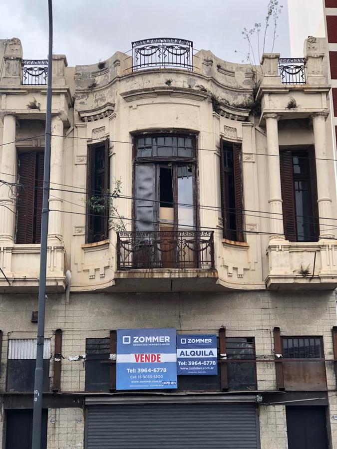 Foto Terreno en Venta en  Villa Crespo ,  Capital Federal  Av Corrientes 6000, Villa Crespo - Muy buen terreno en venta