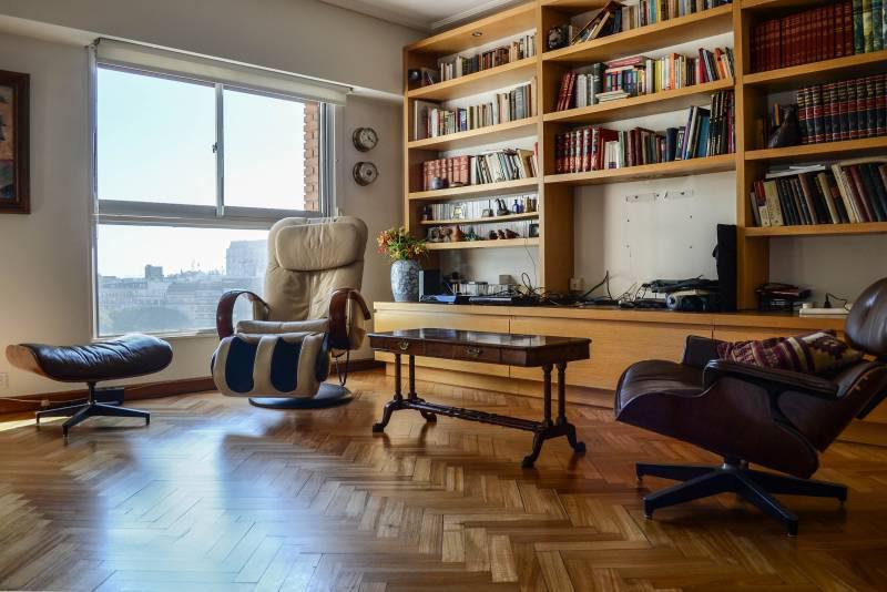 Foto Departamento en Alquiler en  Barrio Norte ,  Capital Federal  Austria 2670, Piso 13 A