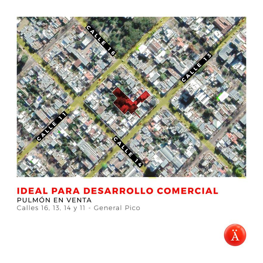 Foto Terreno en Venta en  General Pico,  Maraco  Calle 16 N° al 500