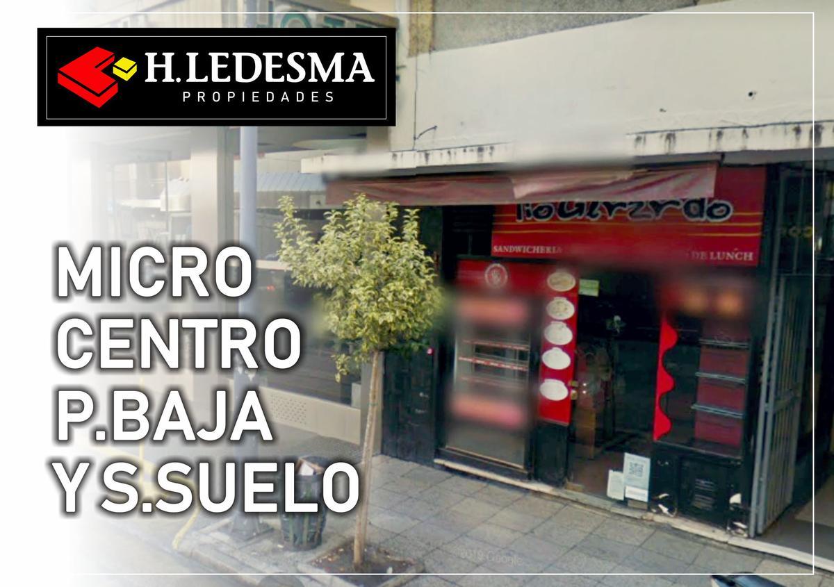 Foto Local en Alquiler en  Centro,  Mar Del Plata  CORDOBA 1800