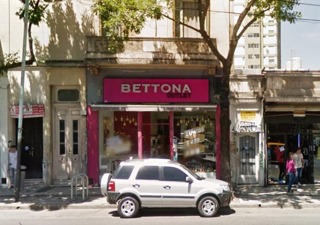 Foto Local en Alquiler en  Palermo ,  Capital Federal  Córdoba al 4700
