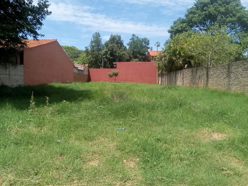 Foto Terreno en Venta en  Zona Norte,  Fernando de la Mora  Santa María