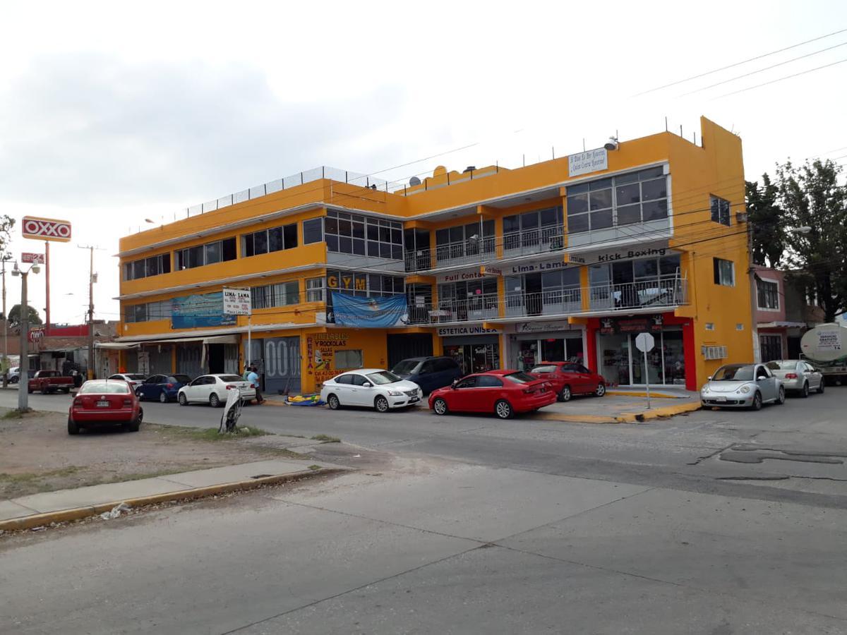 Foto Edificio Comercial en Venta en  San Luis Potosí ,  San luis Potosí  EDIFICIO EN VENTA COLONIA LAS PIEDRAS, SAN LUIS POTOSI