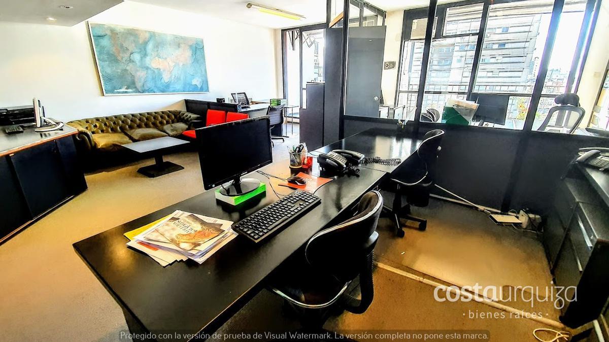 Foto Oficina en Venta en  Recoleta ,  Capital Federal  Av. Santa Fe 1480