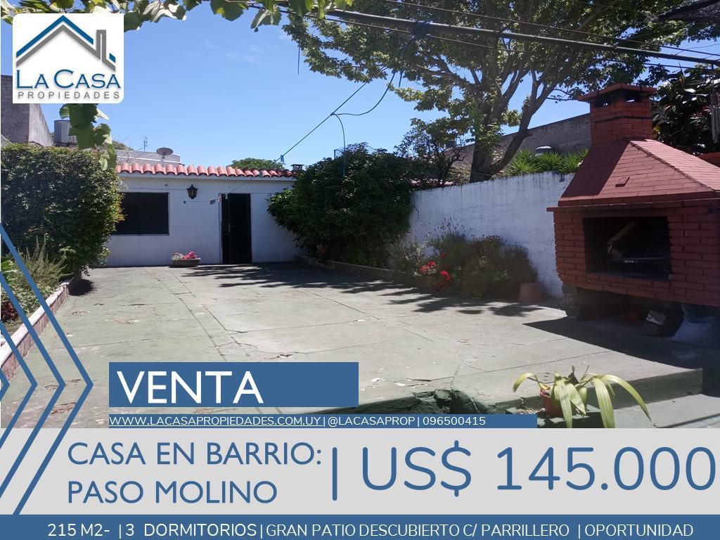 Foto Casa en Venta en  La Teja ,  Montevideo  Mariano Sagasta 10