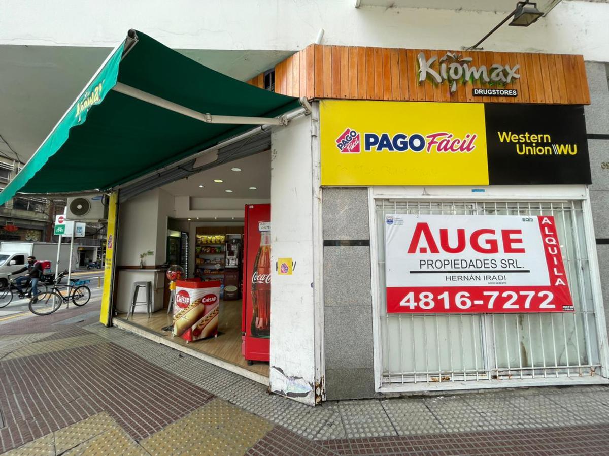 Foto Local en Alquiler en  San Nicolas,  Centro (Capital Federal)  Av Córdoba y Montevideo