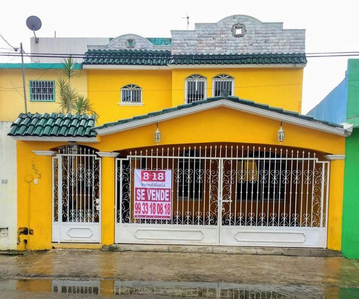 Foto Casa en Venta en  Atasta,  Villahermosa  Casa en venta