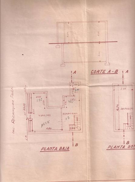 Foto Local en Venta en  Recoleta ,  Capital Federal  Rodriguez Peña al 1800