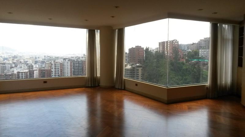 Foto Departamento en Venta en  Centro Norte,  Quito  EXCLUSIVO DEPARTAMENTO , UNO POR PISO, 376 MTS , GONZALEZ SUAREZ.