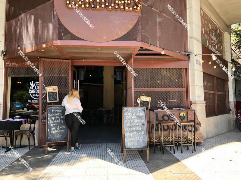 Foto Local en Venta en  Palermo Soho,  Palermo  NICETO VEGA  al 5500 ESQUINA FITZ ROY