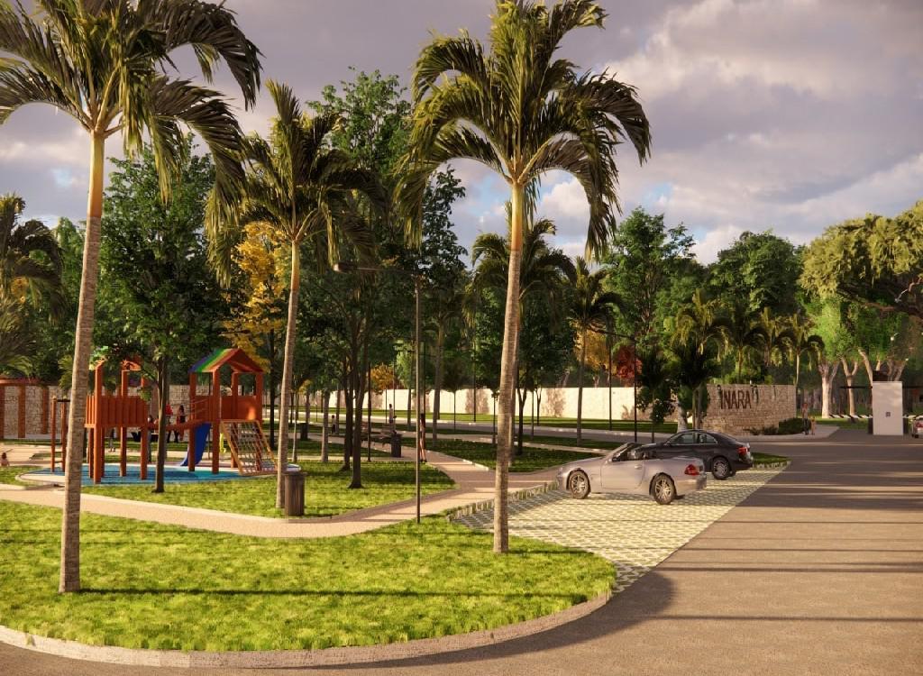 Foto Casa en Venta en  Pueblo Cholul,  Mérida  Casa en Privada Inara (MOD.123).